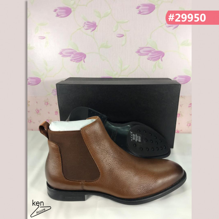 Classic Brown Chelsea Boot