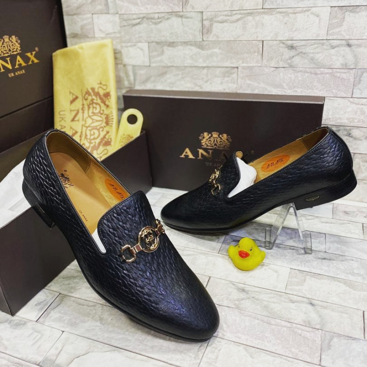 Classic Black Loafer  Shoe