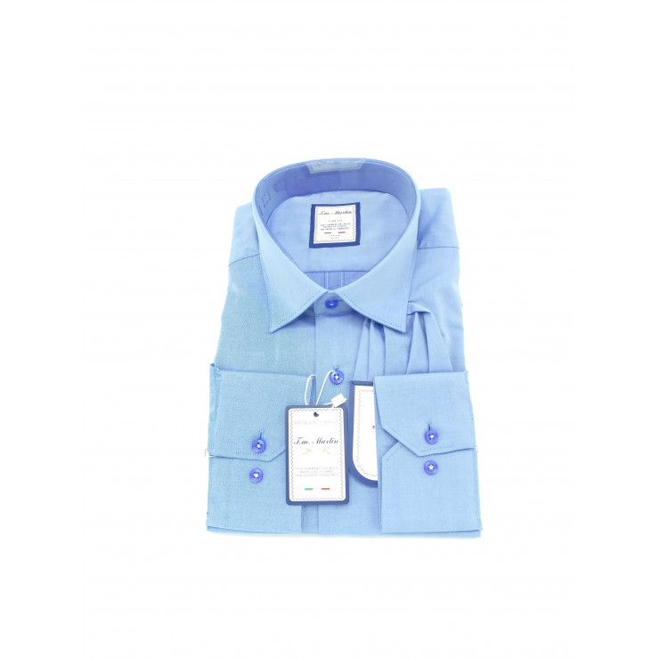Sky Blue Tm Martin Shirt