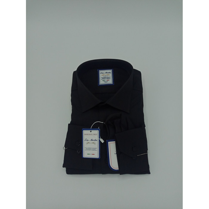 Black Tm Martin Shirt