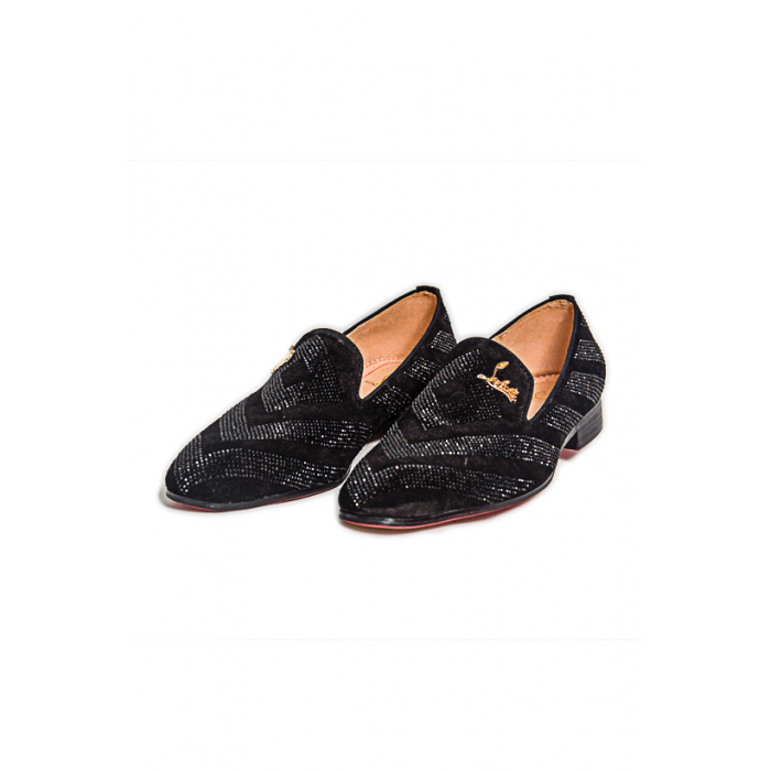 Classic Patterned Loafer