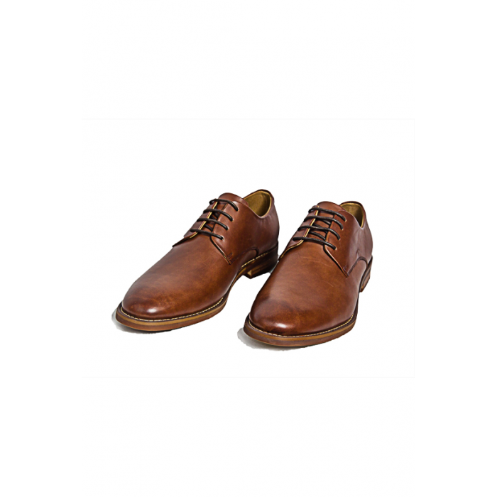 Brown Formal Lace up Shoe