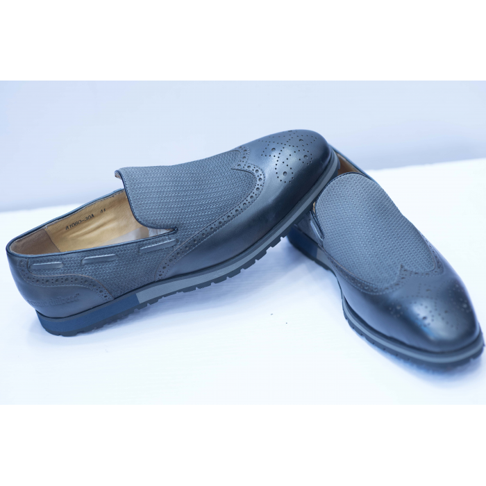 Kiltie Loafer Shoe