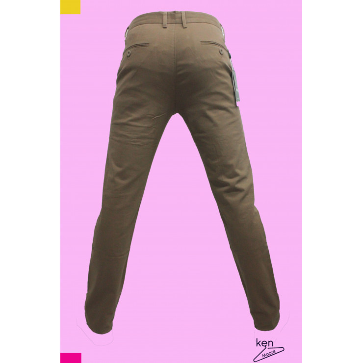 Brown Chinos Trouser