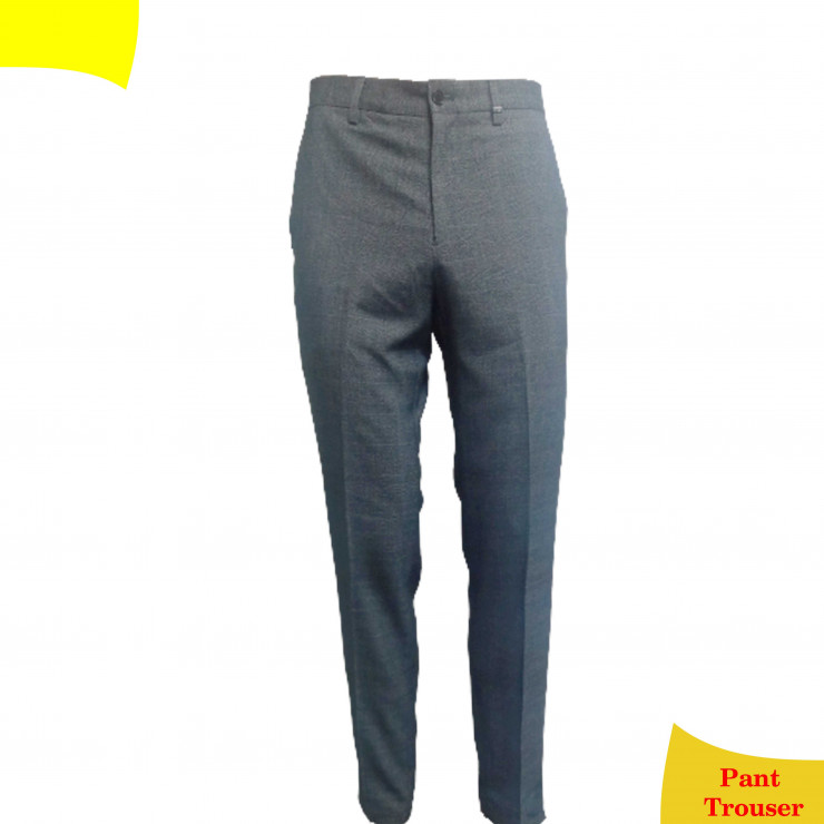 Grey Pant trousers