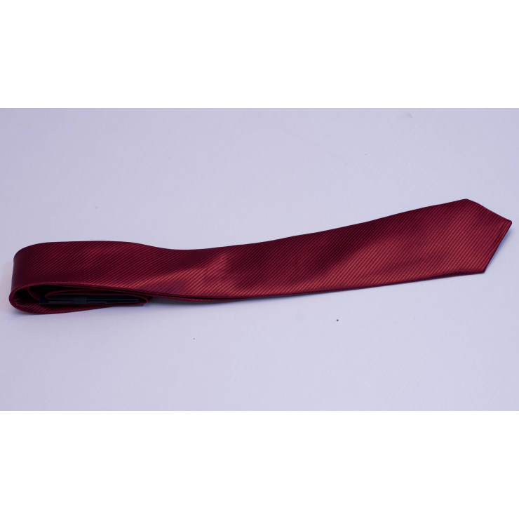 Plane Wine Long Tie