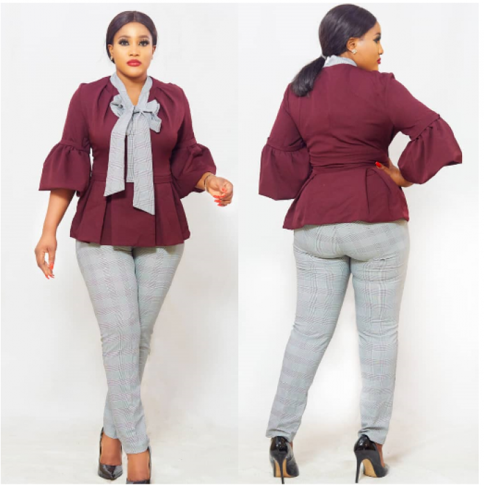 Two piece Trouser and Top