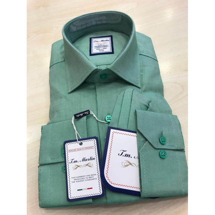 Green Tm Martin Shirt